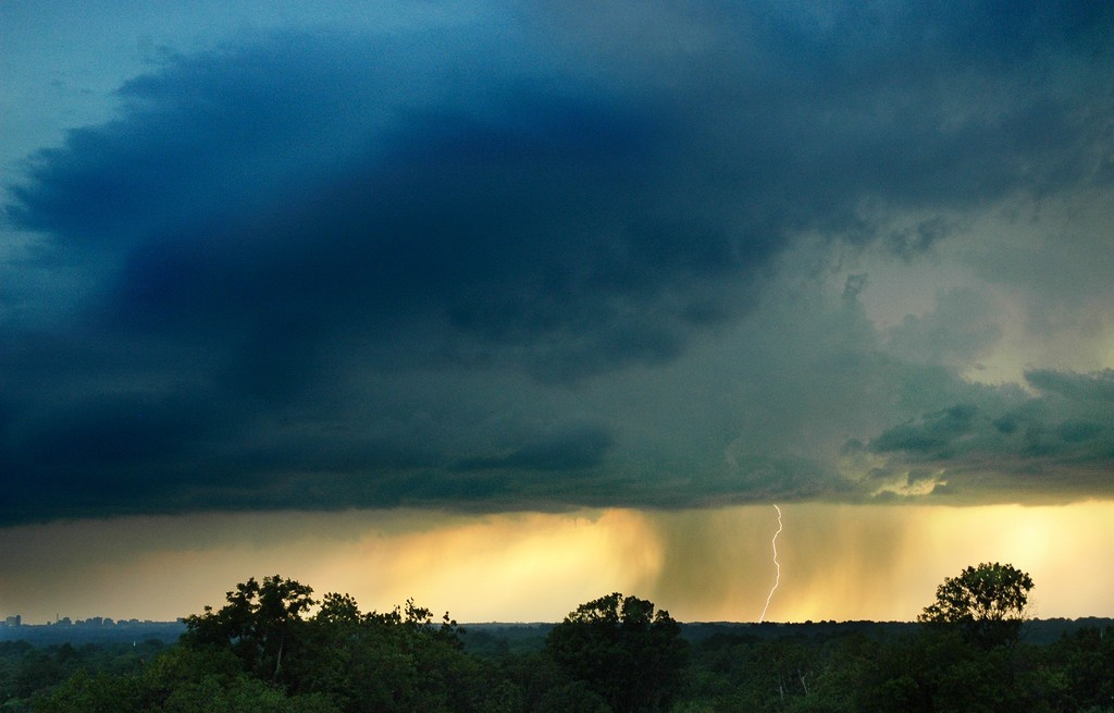 Severe weather could hit D.C. area on Sunday